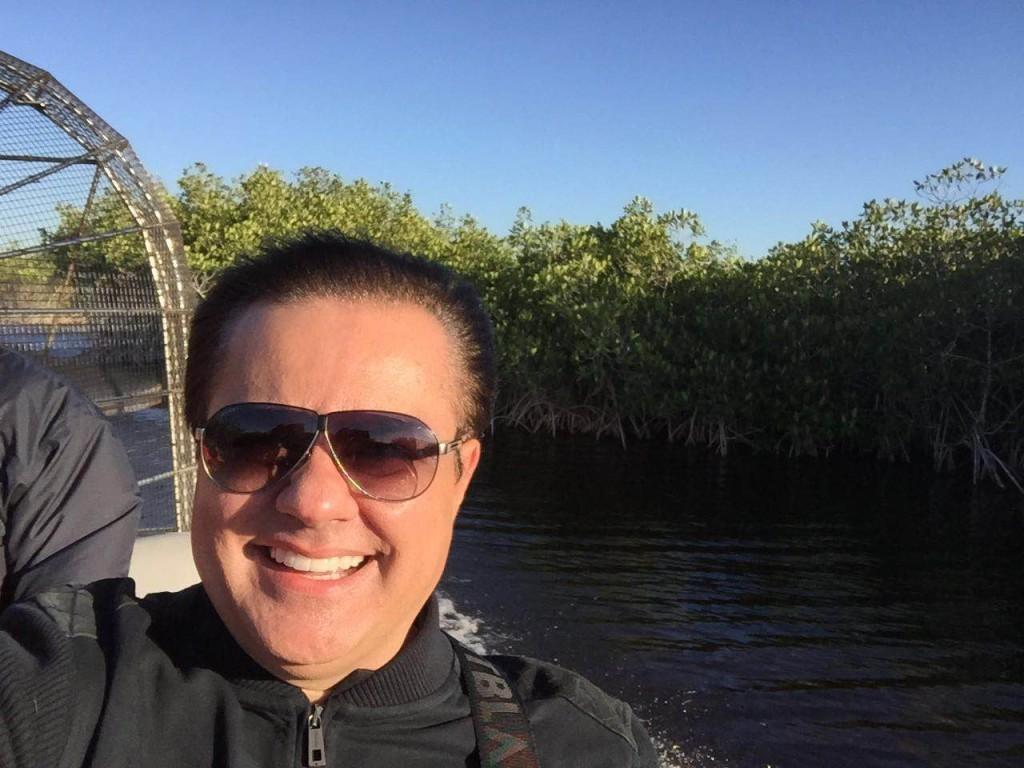 Jungle Erv's, Airboat Ride.