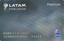 LATAM Fidelidade Platinum. (Divulgação)