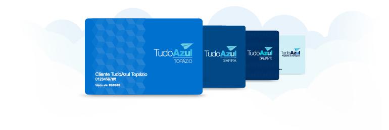 Cartões TudoAzul