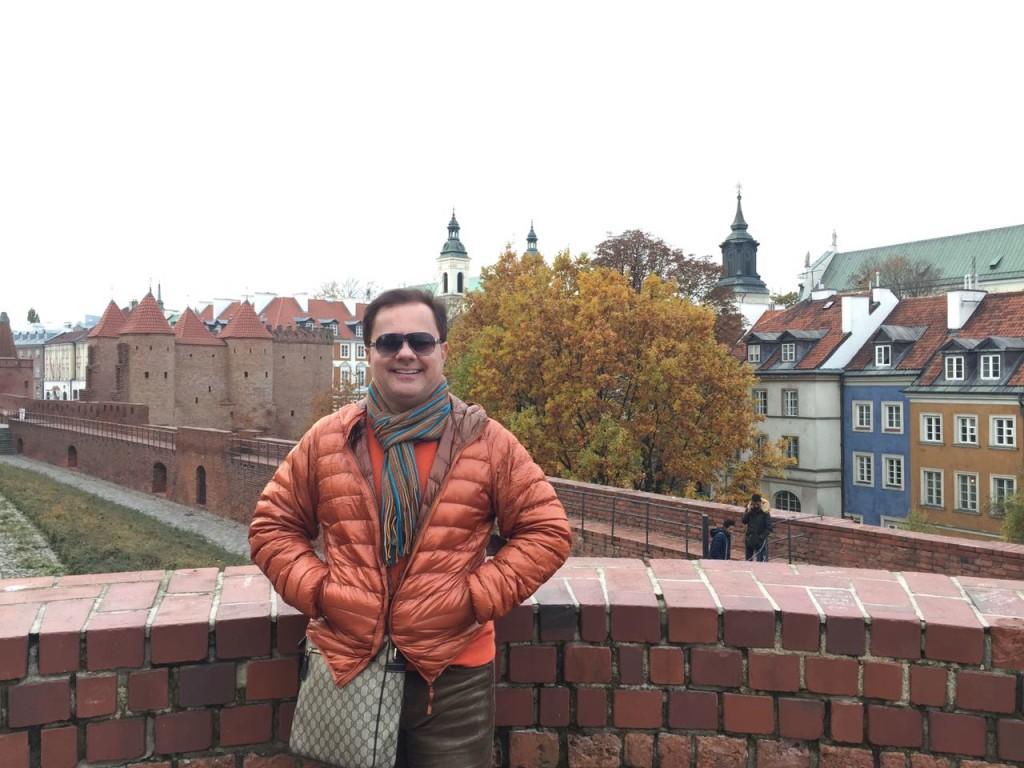 Old Town, Varsóvia.