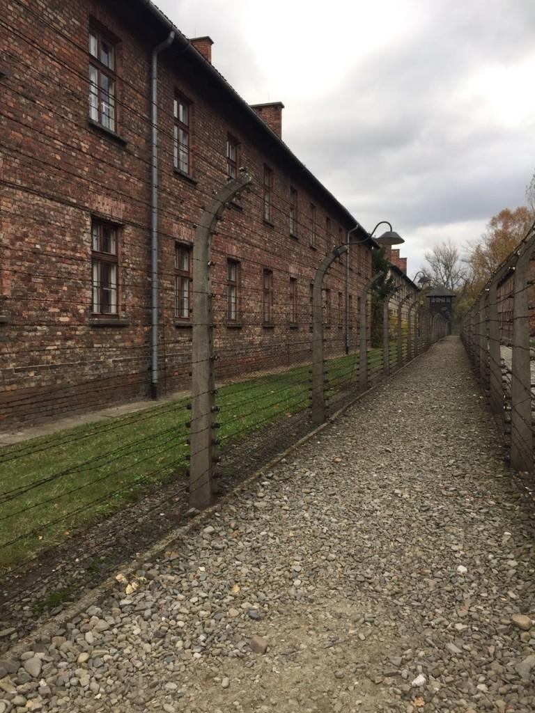 Auschwitz-Birkenau, Polônia.