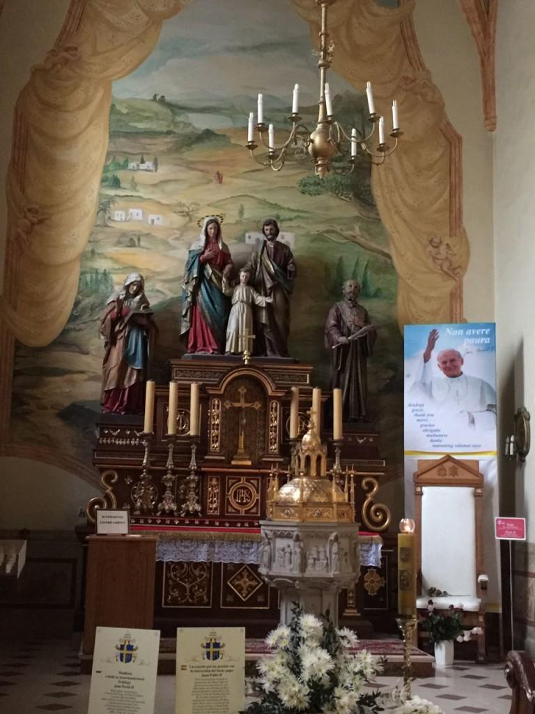 Basílica Menor da Apresentação da Virgem Maria, Wadowice.
