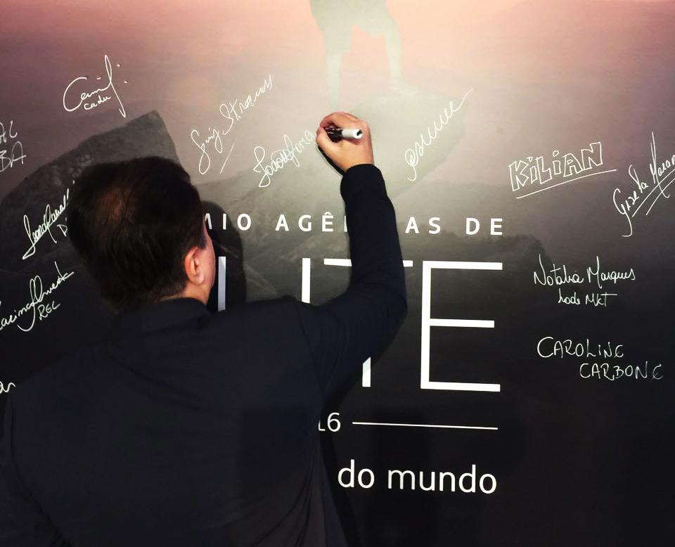 João Bernardo Morgado, Prêmio Agências Elite 2016.